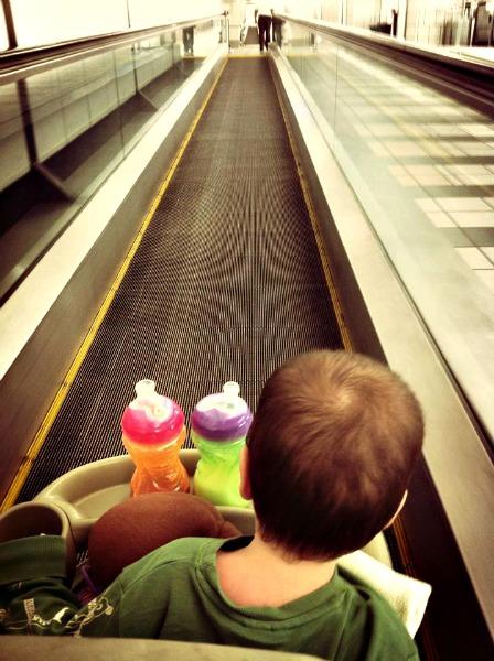 Sea-Tac Airport Photo: Courtesy of Hey Mona!