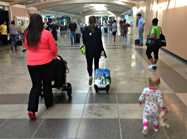 Sea-Tac Airport Photo: Courtesy of Life by Lindsay