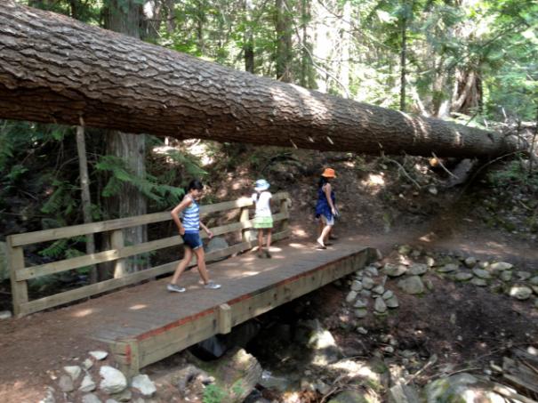 Leavenworth-hiking