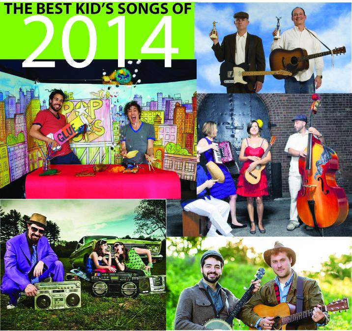 BEST KID'S SONGS OF 2014 RED TRICYCLE