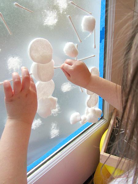 snow-window