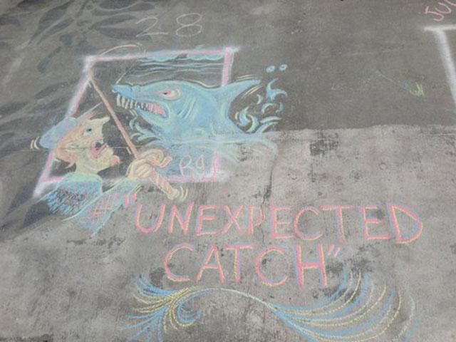 Chalk Festival Redondo Beach