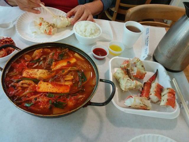 Seafood Soup Redondo Beach
