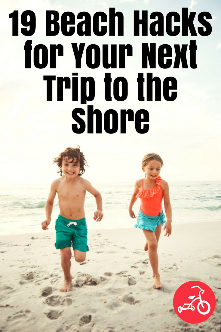 19 Beach Hacks for Your Next Trip to the Shore