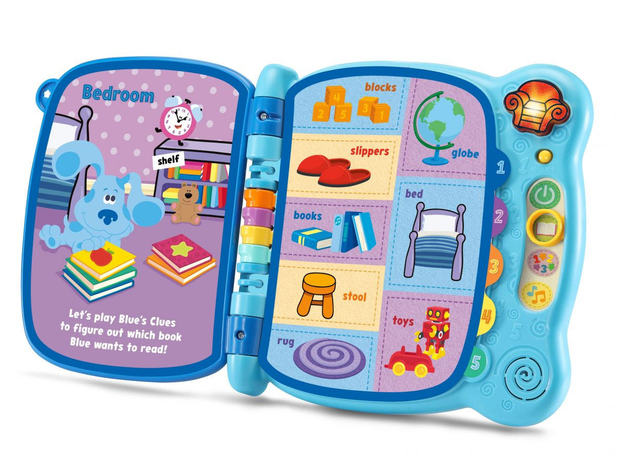 LeapFrog Clue Into Words