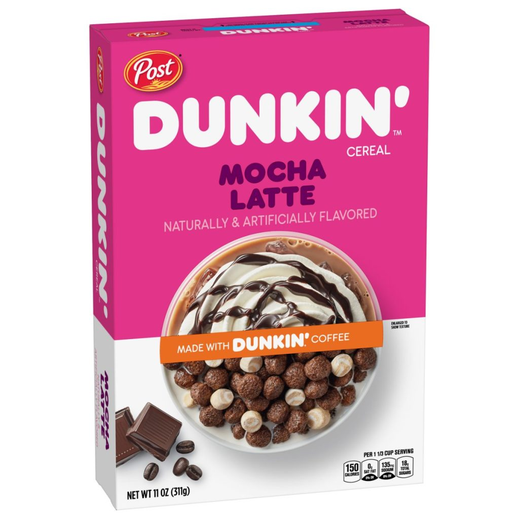 Dunkin' Cereal