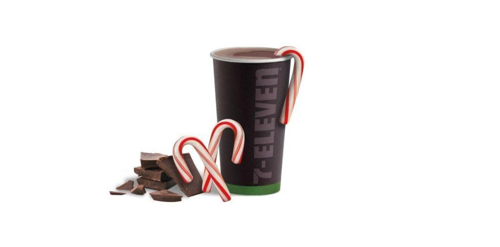 7-Eleven Candy Cane Cocoa